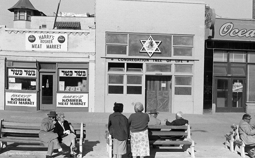 Kosher, Ocean Park 1956.