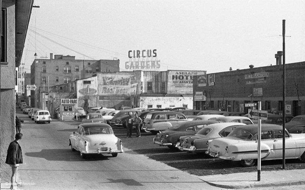 Ocean Park, 1956.
