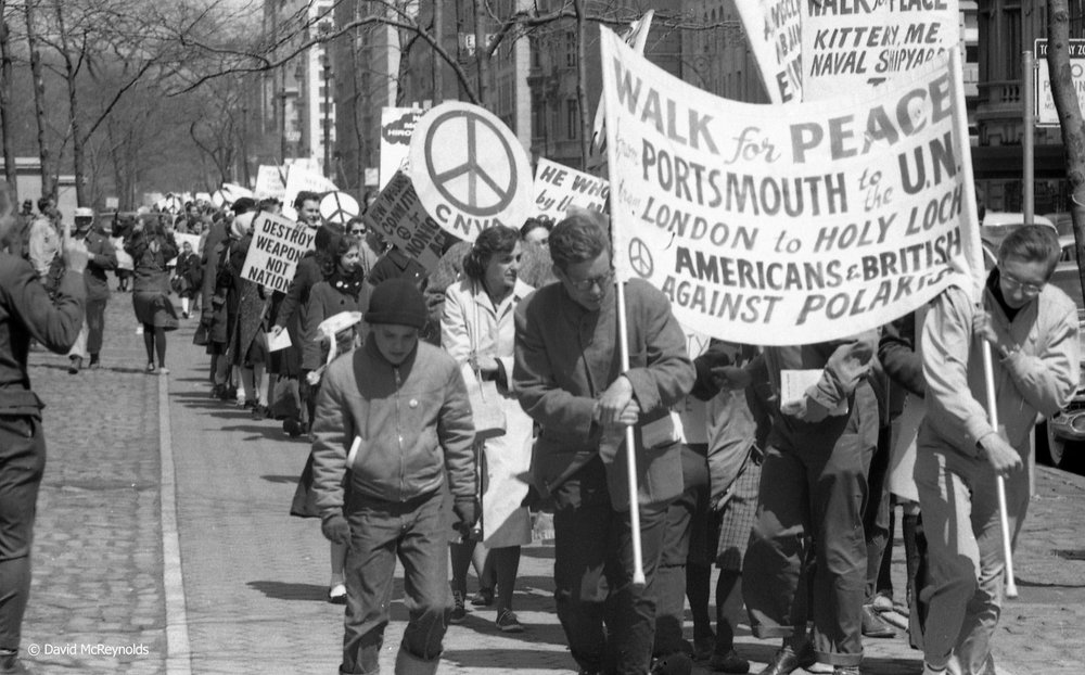 Walk for Peace 1961