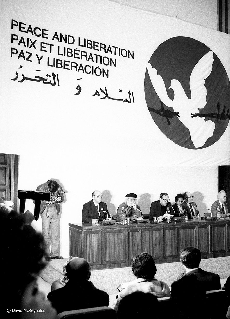 Peace & Liberation Conference, Malta, March 1984