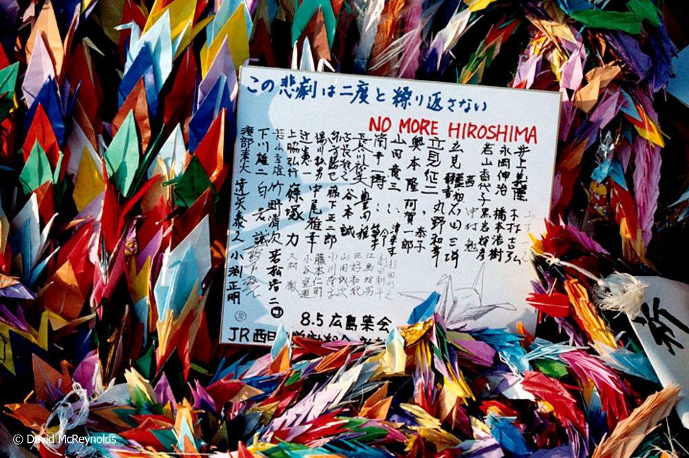 Hiroshima August 1995