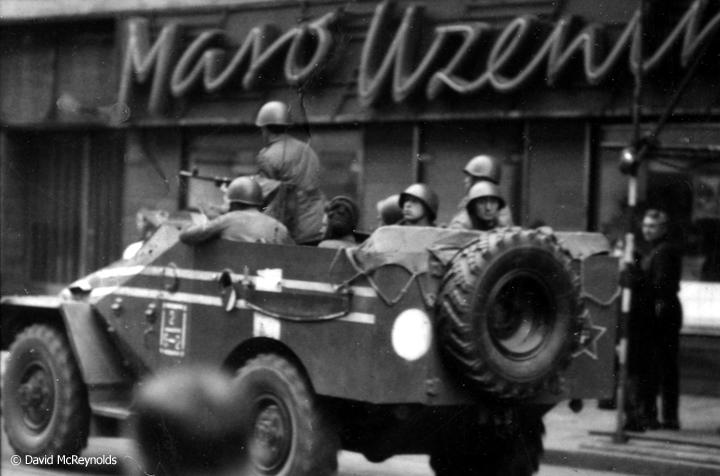 Prague, August 21, 1968.