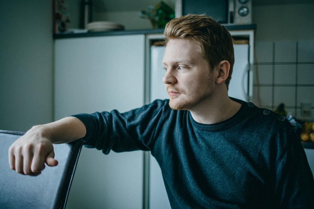 Allan Nielsen, 28 år, studerende