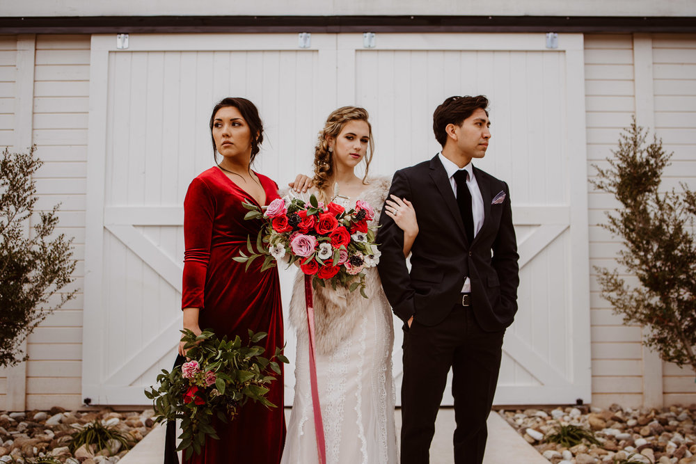 SBRINA CEDARS - ABILENE WEDDING VENUE