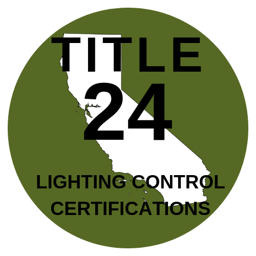 In California you need a Title 24 - Part 6 Lighting Control Certification - KIBO ENERGY SERVICES CAN HELP…