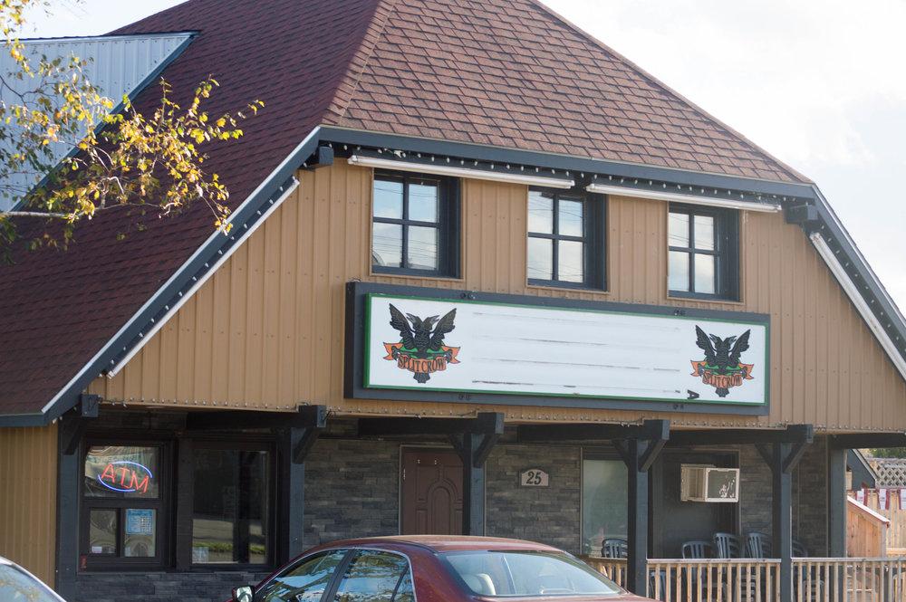 Antigonish's Split Crow James Street location. Photo courtesy of Jessica Fullerton.