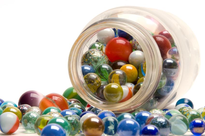Image result for jar of marbles