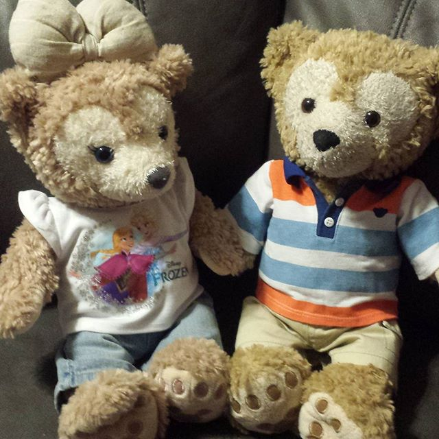 #duffythedisneybear #Disney #shelliemay #Duffy