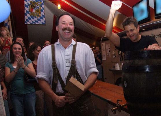 New Glarus October Festival Fun