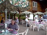 New Glarus Chalet Landhaus Restaurant