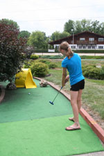 New Glarus Mini Golf