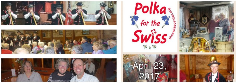 Polka for the Swiss Annual Fundraiser, New Glarus, Wisconsin