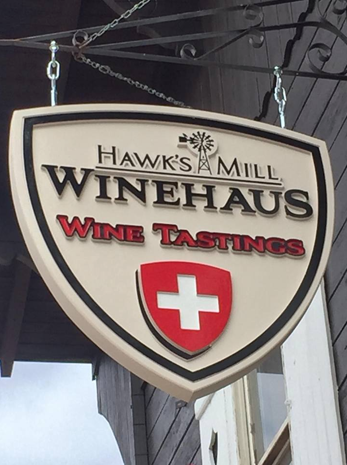 Hawk's Mill WineHAUS