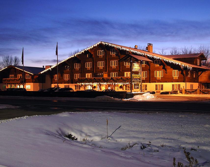 Chalet LandHaus Restaurant, New Glarus, WI