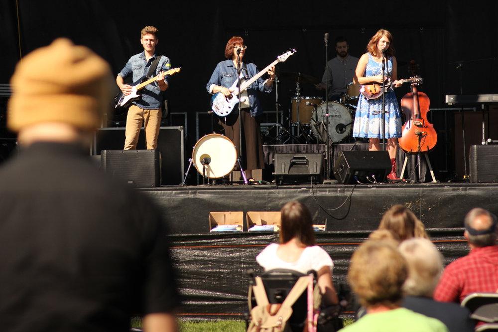 New Glarus Wisconsin Grace Church Free Festival
