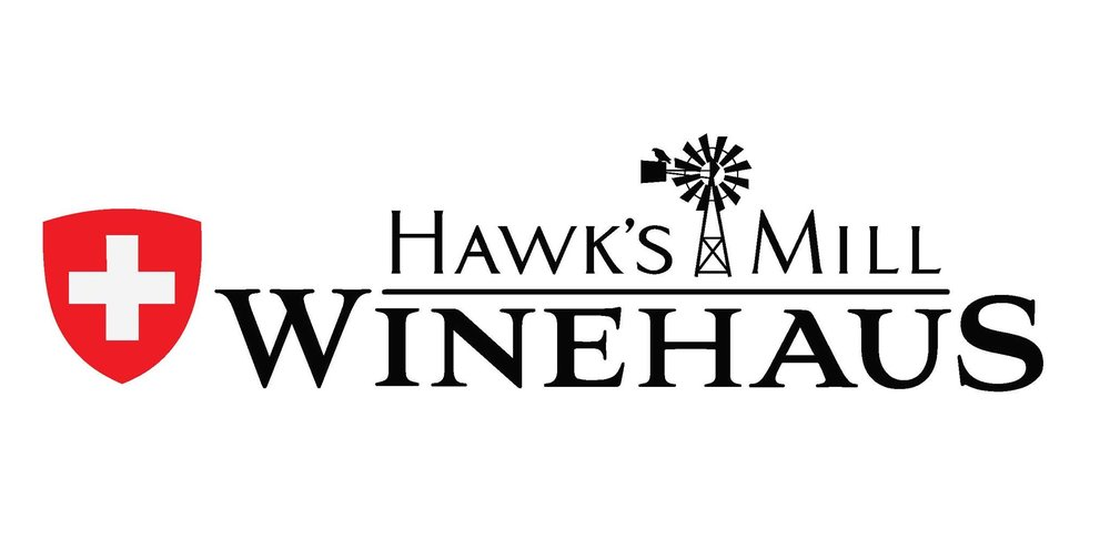 Hawk's Mill WineHaUS Logo