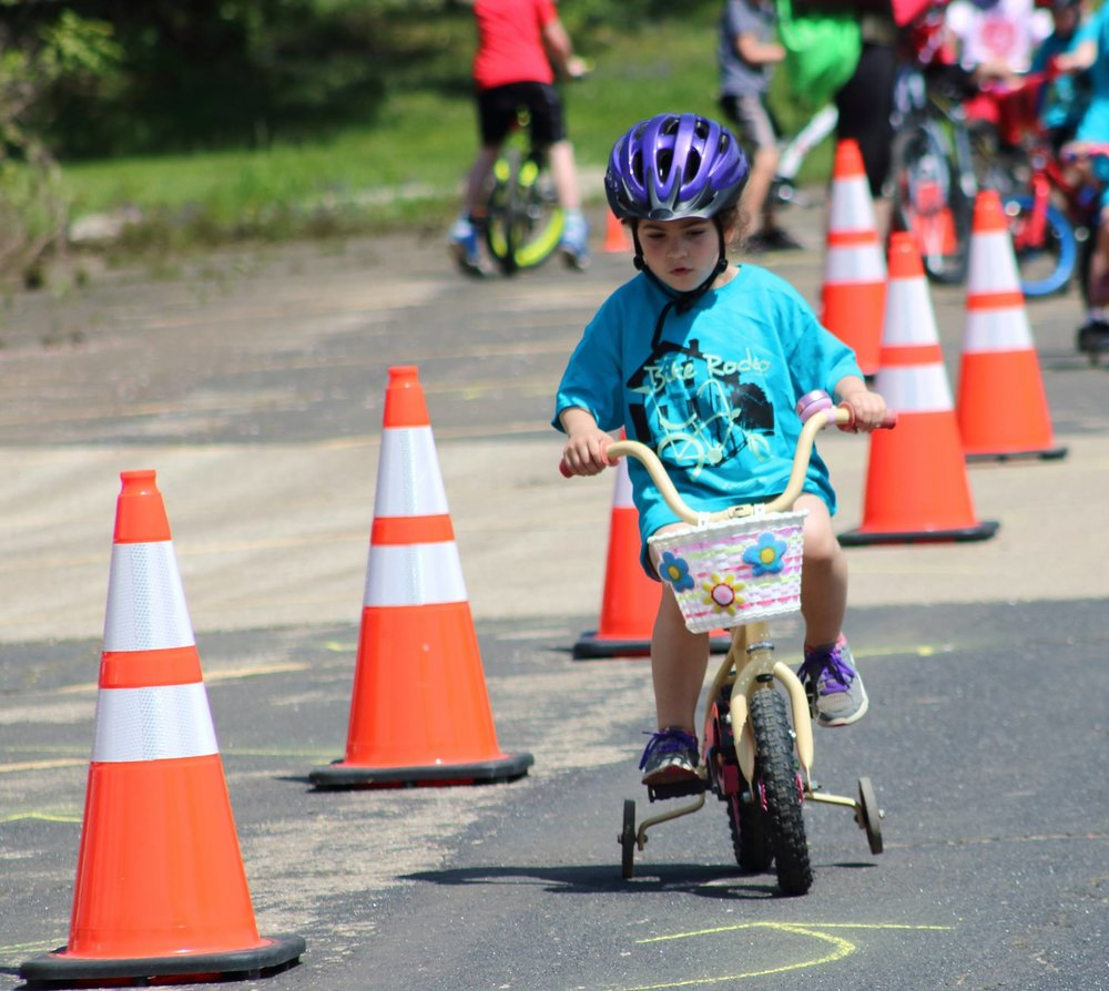 New Glarus Bike Rodeo