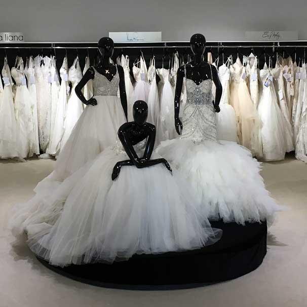 Brandi's Bridal Galleria Etc. - Voted Wisconsin's Best for 13 Years