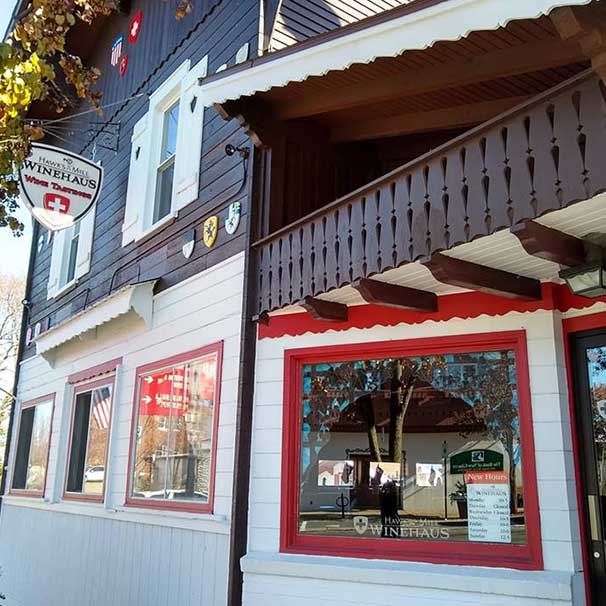 Hawk's Mill WineHaus - Wine Bar   Gift Shop