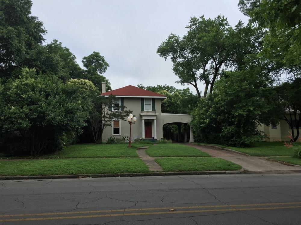 The Carlson House