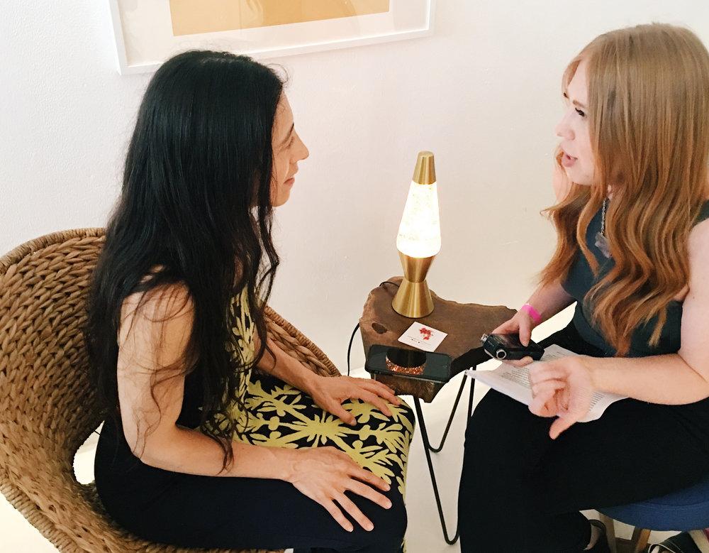 Jessie interviews Dr. Eden Fromberg