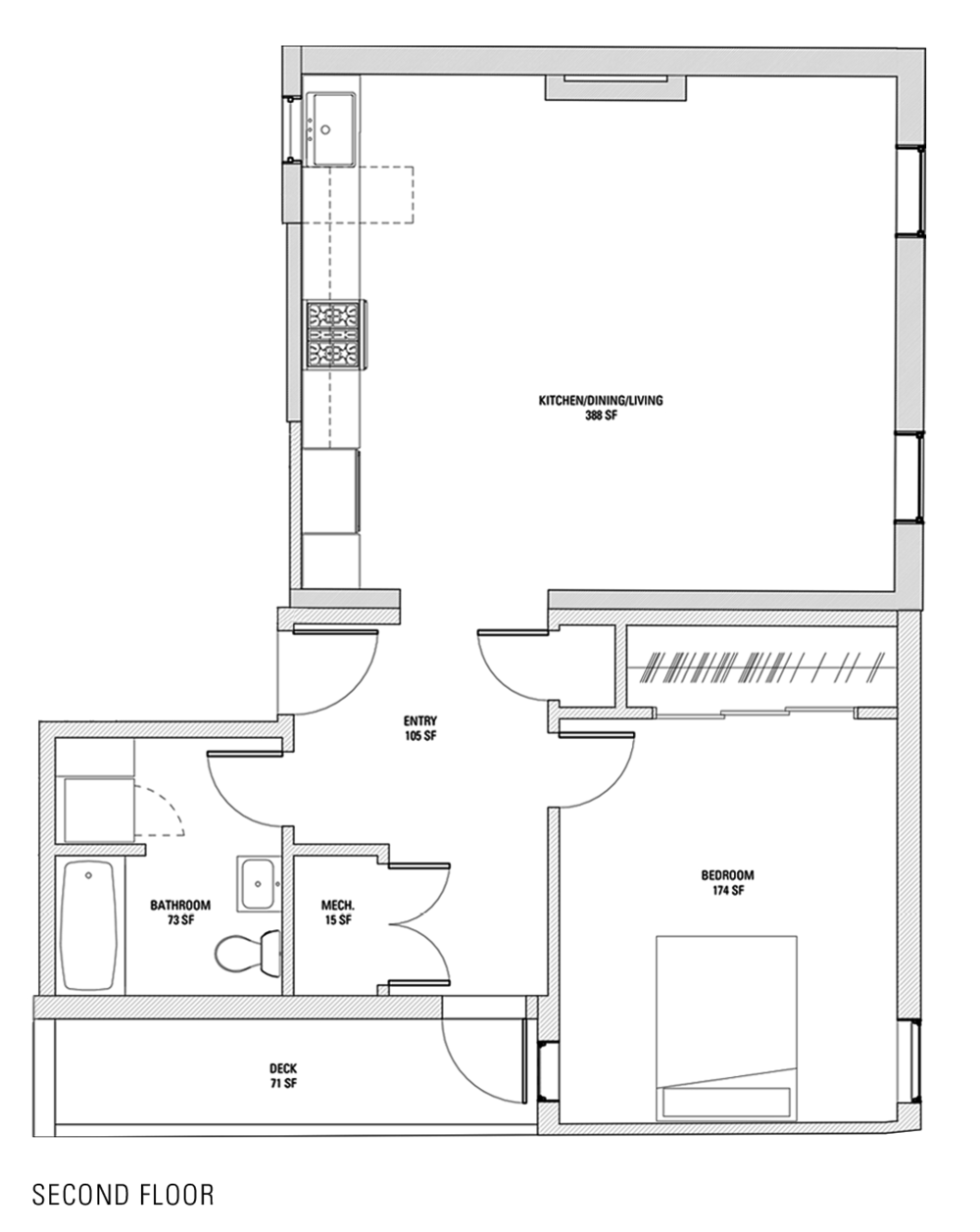 A 4 Second Floor.png