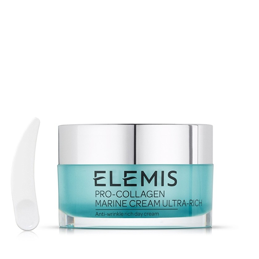 - Pro Collagen Marine Cream Ultra-RichNourishes, Firms, SmoothesClinically proven* to reduce the appearance of wrinkles in 14 days, improve hydration and leave skin feeling firmer and looking more radiant. For normal, dry skin.