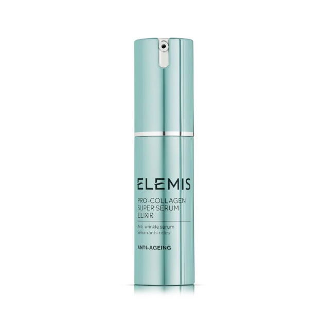 - Pro-Collagen Super Serum ElixirAnti-wrinkle concentratePlumps, Smoothes, NourishesClinically proven, this concentrated anti-aging super serum elixir significantly reduces the appearance of fine lines and wrinkles*.