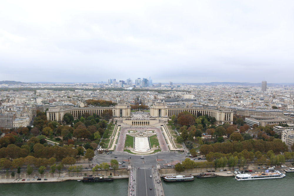 TOP OF THE EIFFEL
