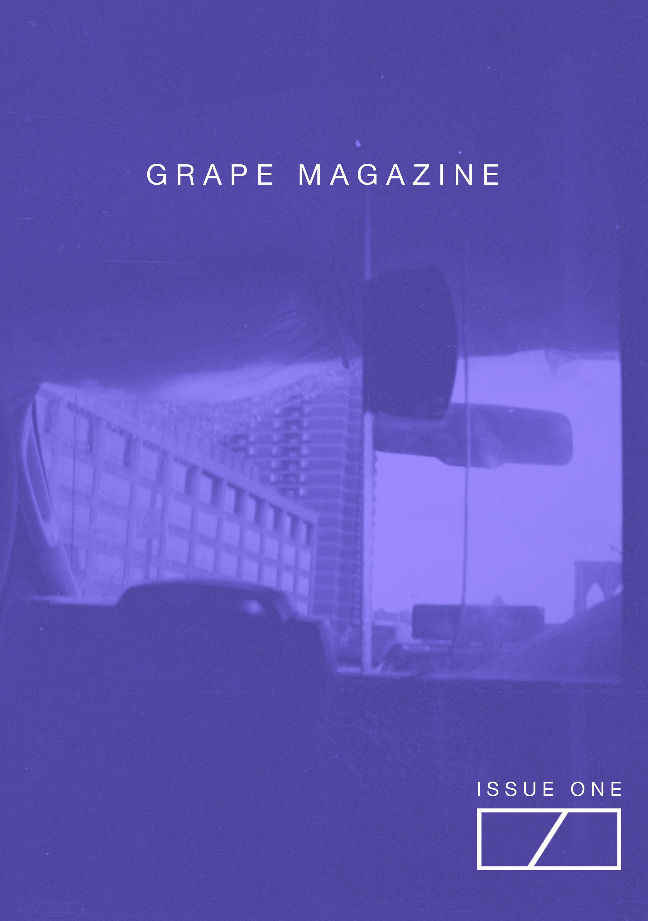 grape issue one cover