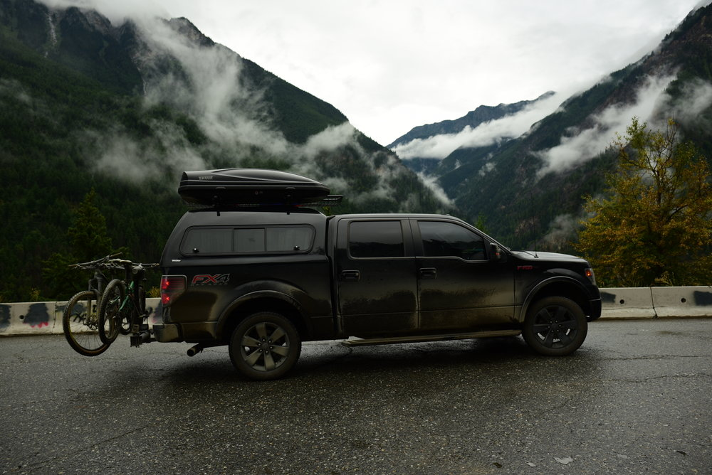 Ford Truck Whistler, BC