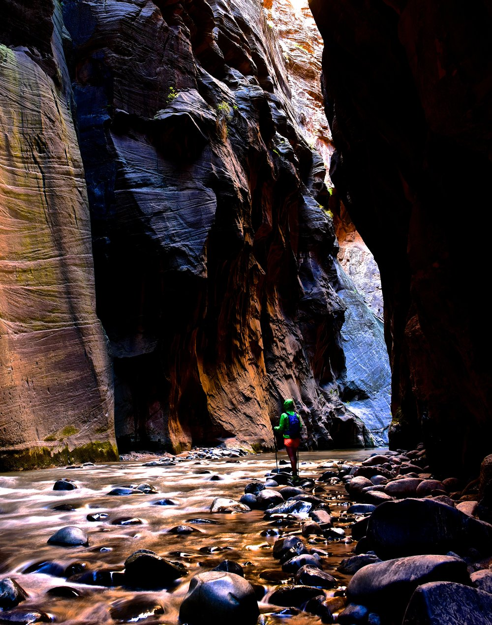 Mesmerized by The Narrows