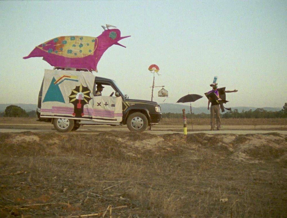 "Stillbilde fra filmen "" PAARA "" av Goutam Ghosh/Jason Havneraas"