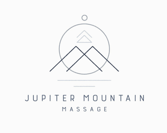 Jupiter Mountain Primary Logo - Dapper Fox Designs