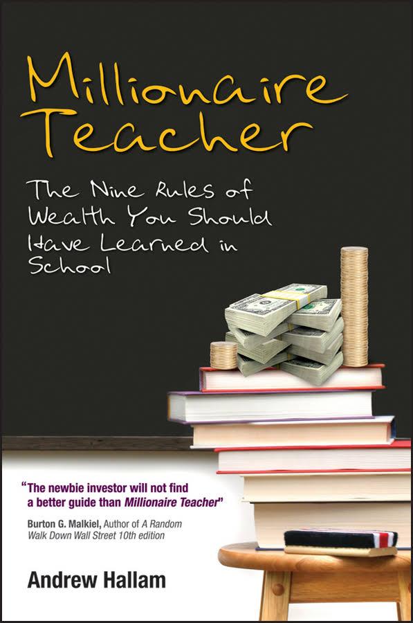 Millionaire Teacher | Andrew Hallam