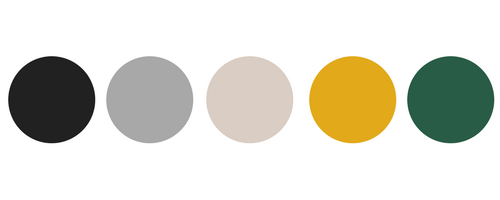 Enemy Arrows colour palette