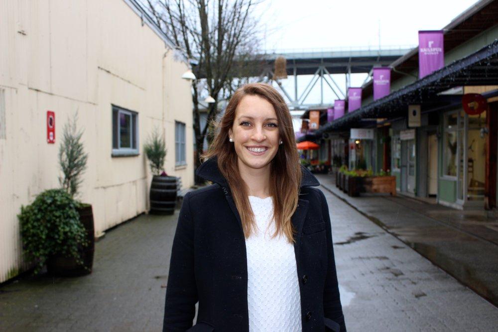 Charlotte O'Hara headshot | Squarespace web designer developer
