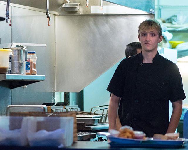 #portrait #kitchen #candid #nikkor105mm #people