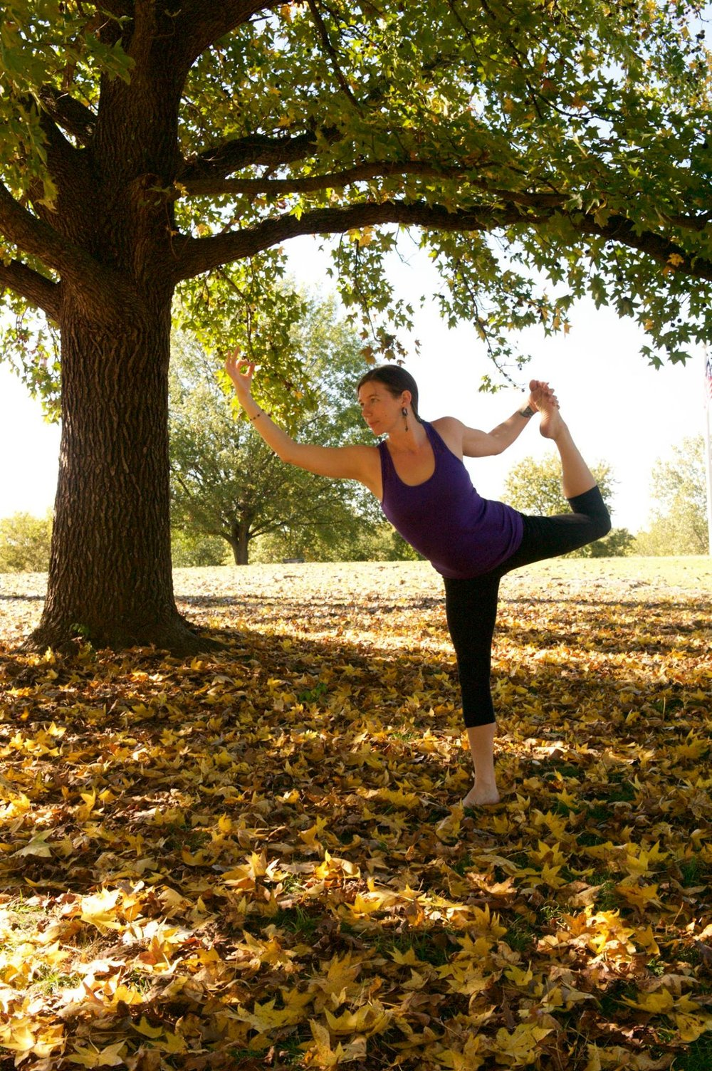 TERRI HARGROVE  Terri fell in love with yoga in 2010 and began her first teacher training in Jan. 2012 in the Bahamas and her second certification in 2014 in Baha, Mexico.  She has been teaching yoga for more than 5 years and opened her own studio in July 2015. Her gentle Hatha teaching style is accessible to all levels.  One of her favorite parts about having her own studio is keeping yoga safe and affordable in her community. Her welcoming tone and gentle guidance have folks feeling right at home on their mat by the end of their first practice.  TERRI IS THE OWNER AND FOUNDER OF YOGATERRIUM IN FORT SMITH, ARKANSAS. Yogaterrium first opened it's doors on July 1st, 2015. This space was opened with the goal of creating a welcoming environment offering classes for all levels and budgets. We believe that yoga should be available to everyone!  There are a variety of students at different levels in their practice; there are those discovering yoga for the first time and those who flow effortlessly into a headstand. The common theme encouraged through all students is to feel safe at yogaterrium, to practice yoga without competing, judging, or the fear of being judged. We are all here to grow, deepen our practice, enjoy ourselves and reap the many physical and mental benefits of yoga.