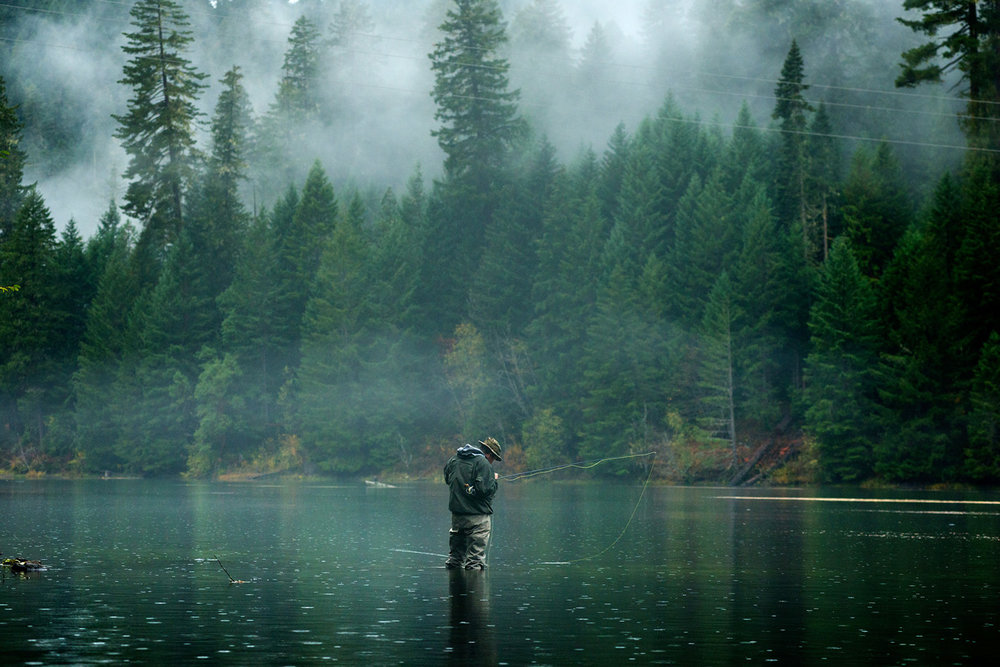 Oregon Fishing