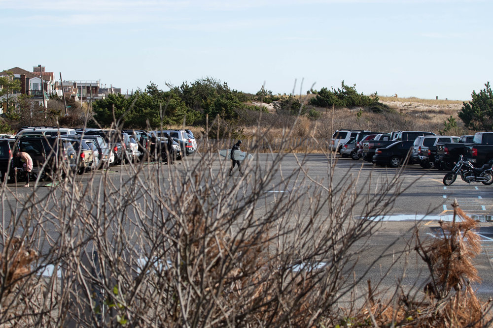 Has it gotten too crowded at your favorite spot? The full parking lot might suggest it has.