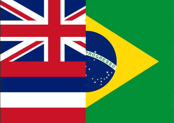 Hawaii and Brazil Flag.jpg