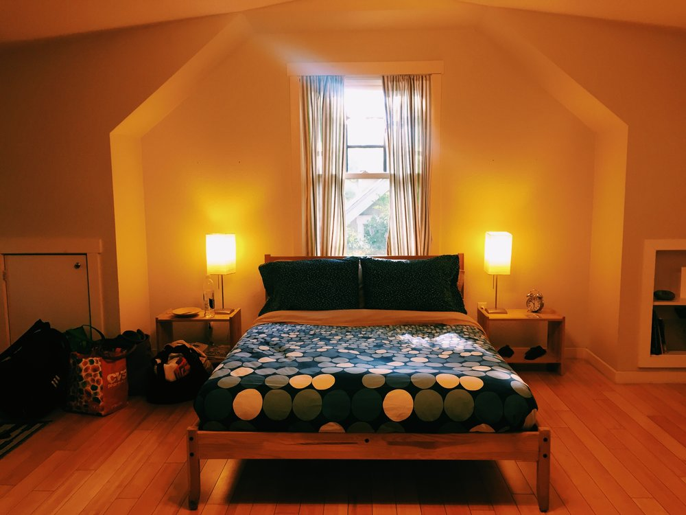Our Austin Airbnb