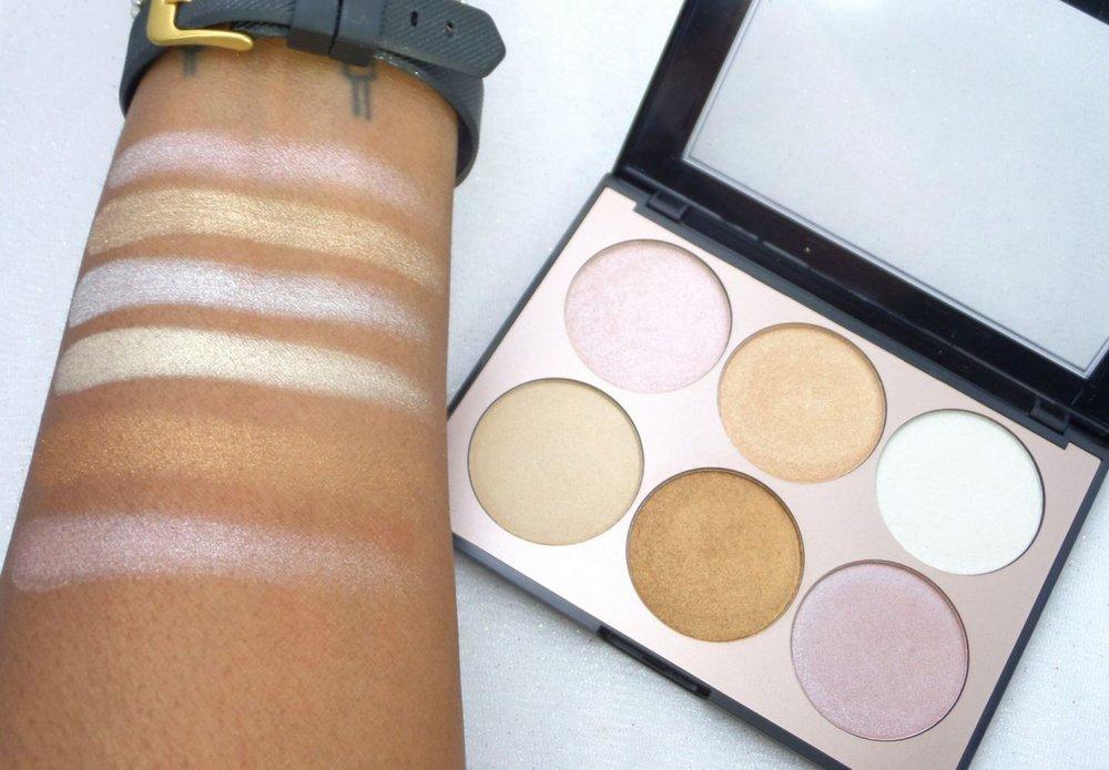 Sephora Illuminate palette. Photo courtesy of Nubelease