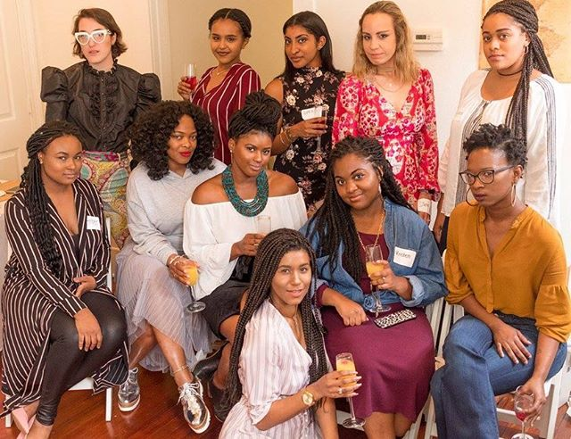 BFTS COUNTDOWN: 9 more days!!! 🎉🎉🎉 Can you believe it's been a year since the first brunch?! 😢On October 21 we will be celebrating an amazing year that's been filled with love, positivity, empowerment, laughter and deep connections 💕 Can't wait to see all of your beautiful faces! Swipe to see some of the #brunchbabes from our first year. ➡️