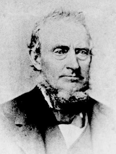 Dr. John Woolverton Barcroft