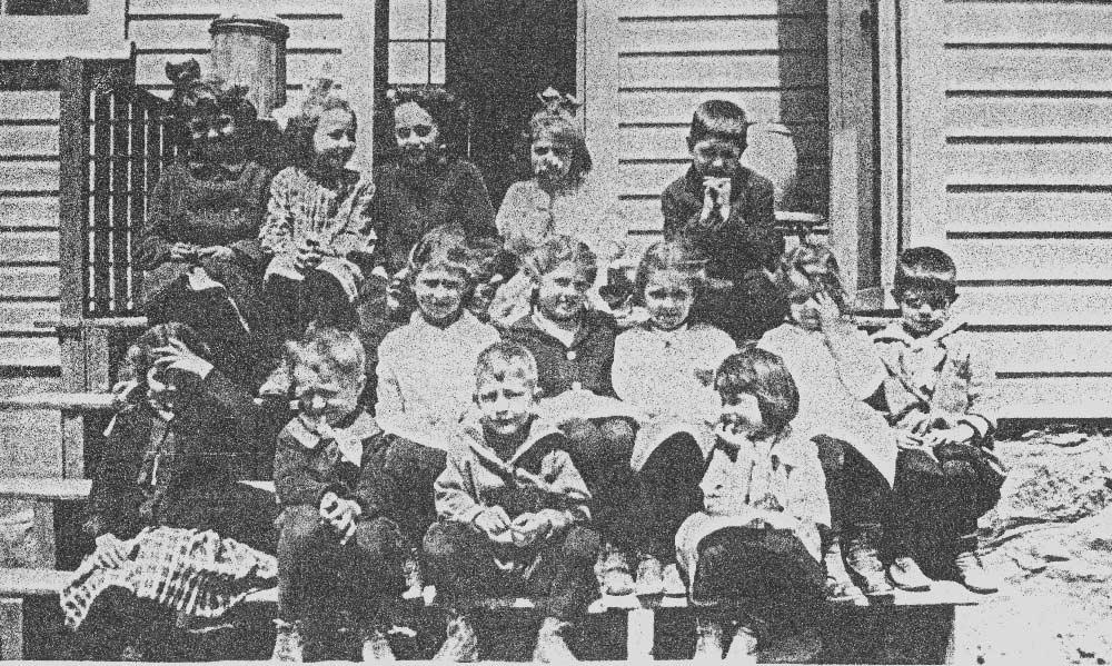 Class of 1918, Barcroft School