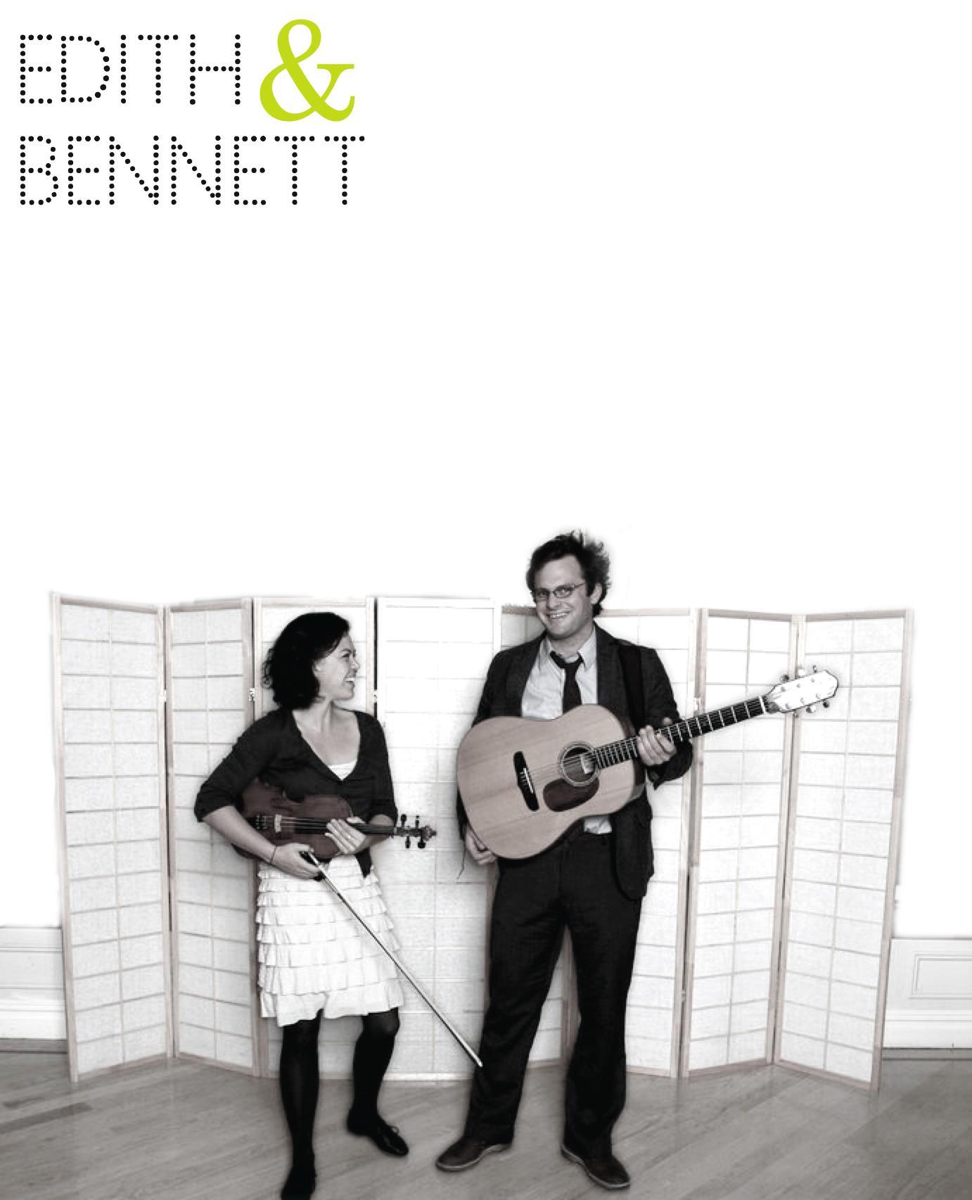 Edith & Bennett 2