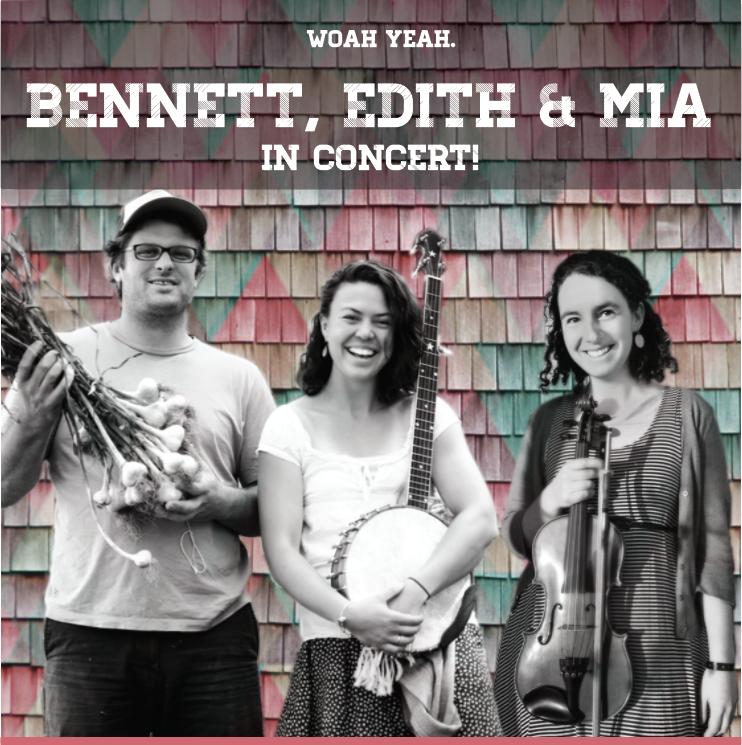Bennett Edith Mia
