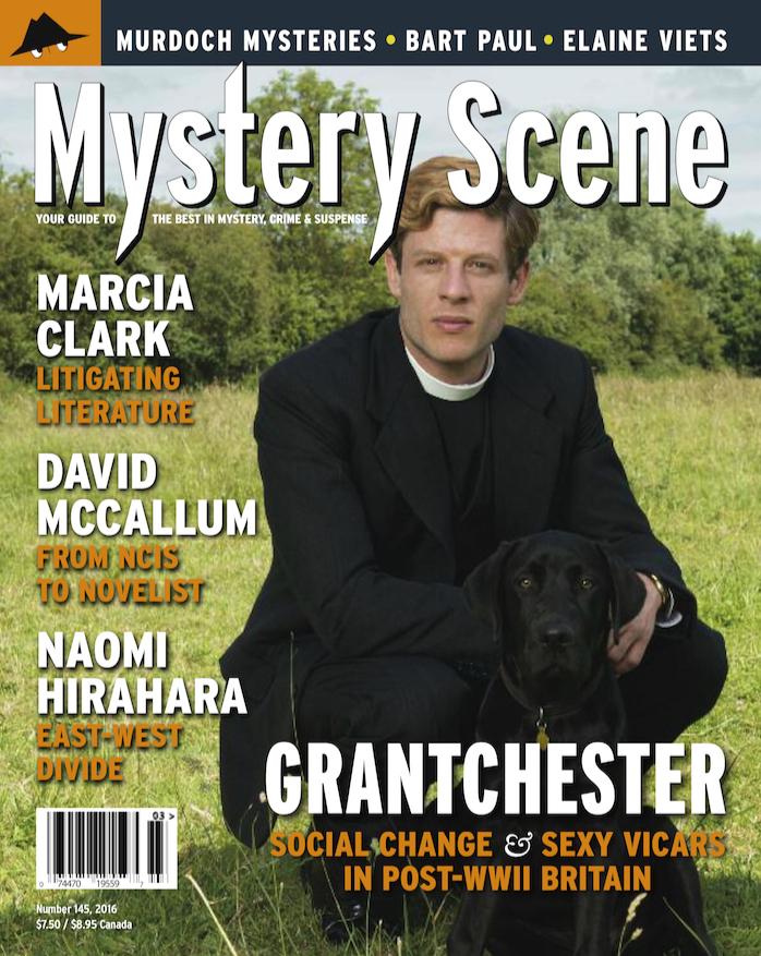 Mystery SCene Magazine, Summer, 2016